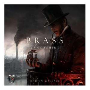 Brass: Lancashire, 7% off £35.30 @ Chaos Cards in their BF sale