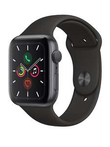 Apple Watch Series 5 (GPS), 44mm Space Grey Aluminium Case with Black Sport Band £409 @ Very / £359 for new very credit customers