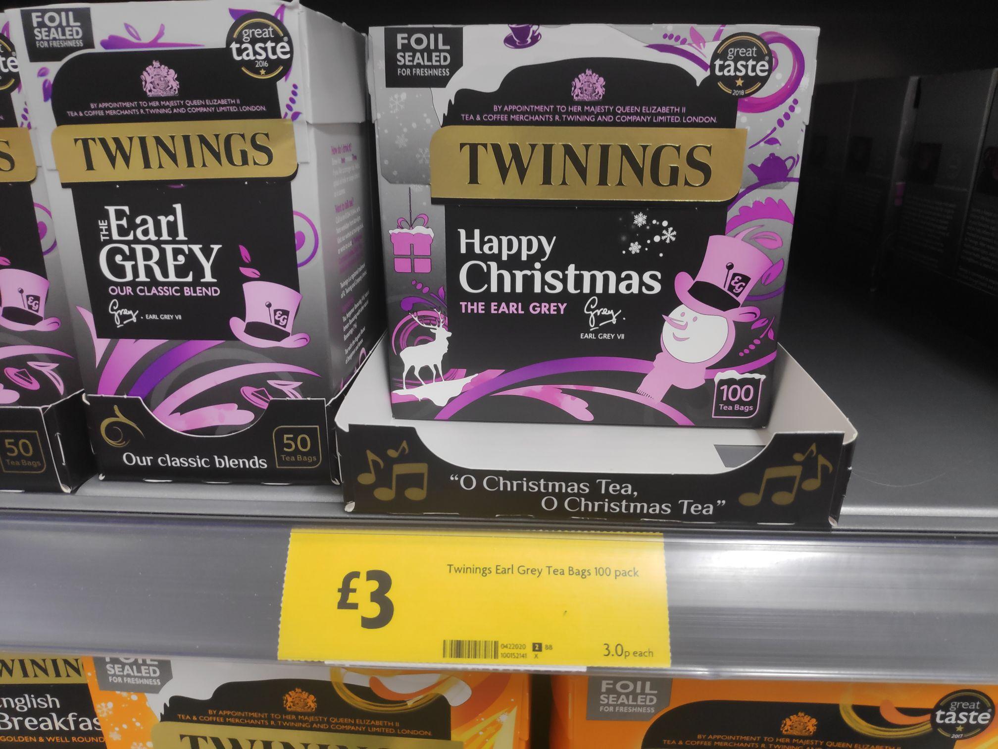 Twinnings Tea £3 @ Morrisons Sutton/London