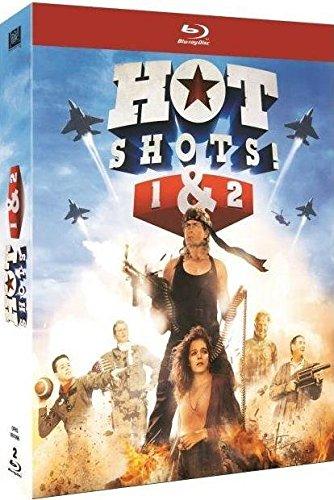 Hot Shots! 1 & 2 [Blu-Ray Box Set] - £9.57 delivered @ Amazon.fr