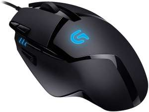 Logitech G402 Hyperion Fury Wired Gaming Mouse - £17.99 Prime / +£4.49 non Prime @ Amazon