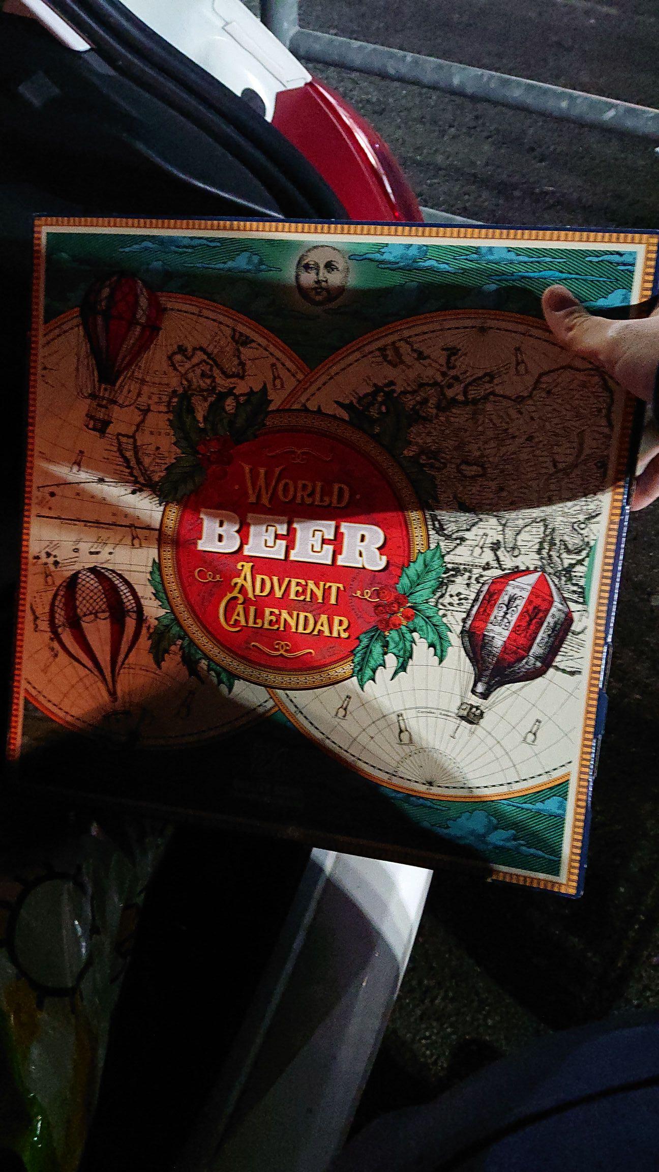 World beer advent calendar £23.49 @ Costco
