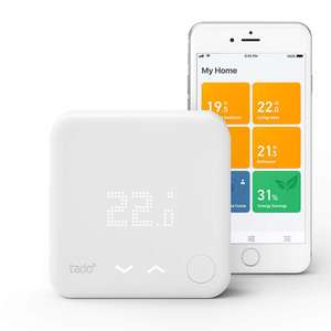 tado° Smart Thermostat Starter Kit V3+ -£89.99 at Amazon