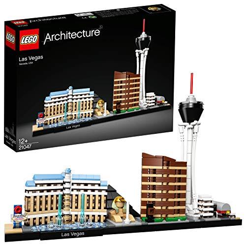 LEGO 21047 Architecture Las Vegas Model Building Set £28.65 (£27.62 Fee free card) @ Amazon France