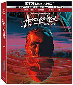 Apocalypse Now 4k 6 disc set - £13.68 Amazon US