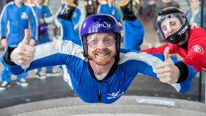IFLY Indoor Skydive for 2 - £37.49 at Red Letter Days
