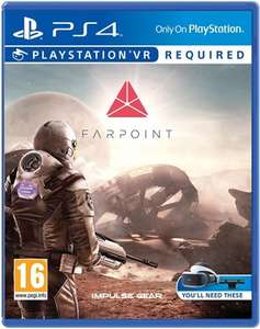 Farpoint (PS4 PSVR) - £7.95 delivered @ The Game Collection