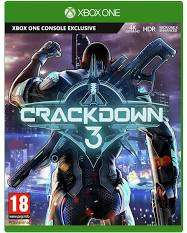 Crackdown 3 (Xbox One) £4.97 (+£2.99 NP) Delivered @ Amazon