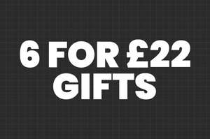 IWOOT.com - 6 gifts for £22, delivery £2.99 or free on orders over £30