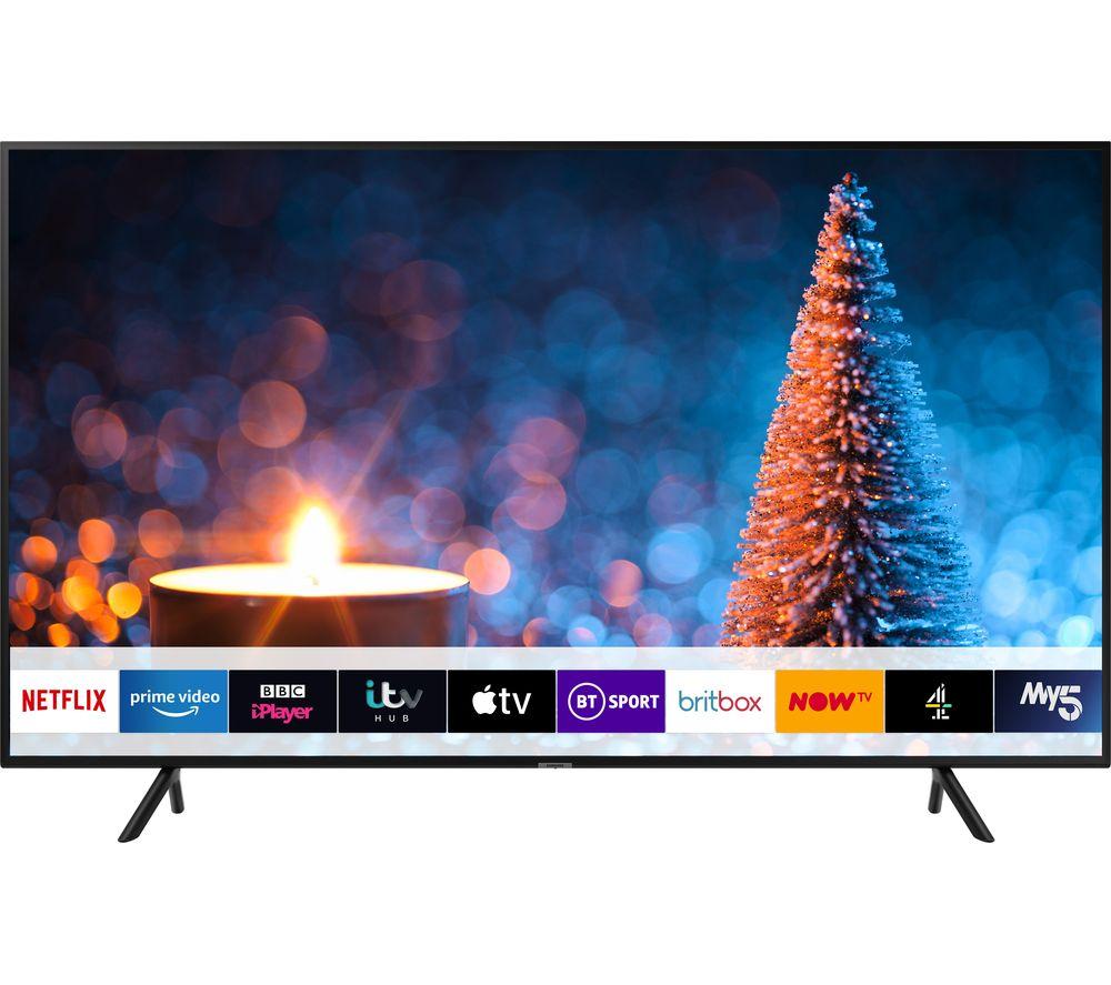 "Samsung UE75RU7020KXXU 75"" Smart 4K Ultra HD HDR LED TV £899 @ Currys PC World"