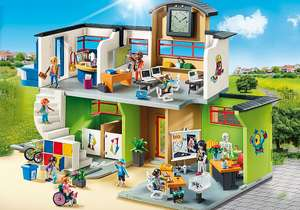 Playmobil School £64.99 @ Playmobil Shop