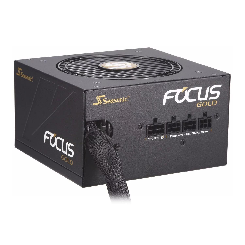 Seasonic 450 Watt FOCUS Gold Semi Modular ATX PSU/Power Supply £49.99 delivered @ Scan