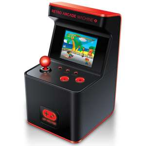 Dreamgear retro arcade machine x down to £9.99 with free delivery at IWOOT.com, pre loaded with 300 games