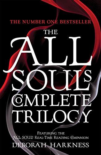Deborah Harkness - The All Souls Complete Trilogy (Kindle Edition) - 99p @ Amazon