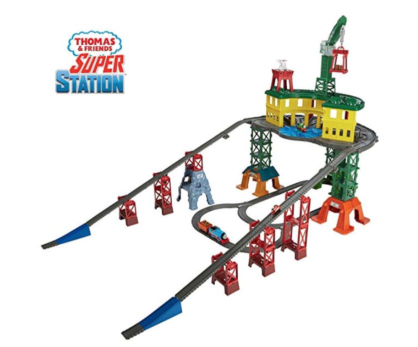 Thomas & Friends FGR22 Super Station £60.80 @ Amazon