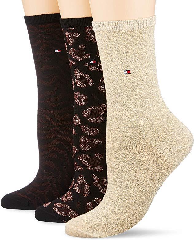 Tommy Hilfiger Womans socks @ Amazon - £13.99 Prime (+£4.49 non-Prime)