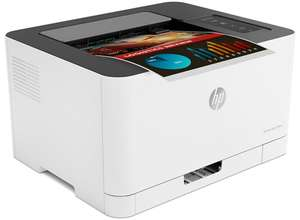 HP Colour Laser 150nw Wireless Printer (Print, Scan, Copy from Your Phone) for £79.99 delivered @ Amazon