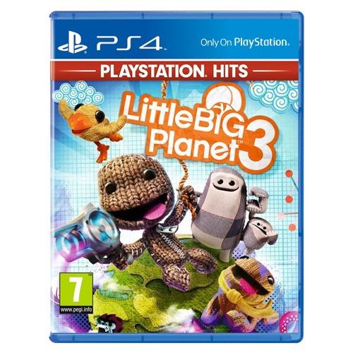 Little Big Planet 3 - PS4 Hits - £10.49 - Monster Shop