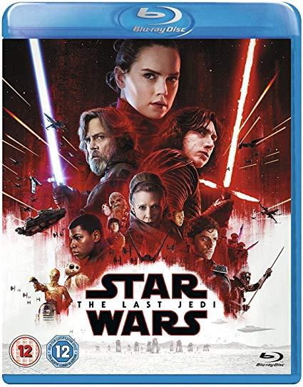Star Wars: The Last Jedi - 2 Disc Blu-ray - £7.09 (Prime) £10.08 (Non-Prime) @ Amazon
