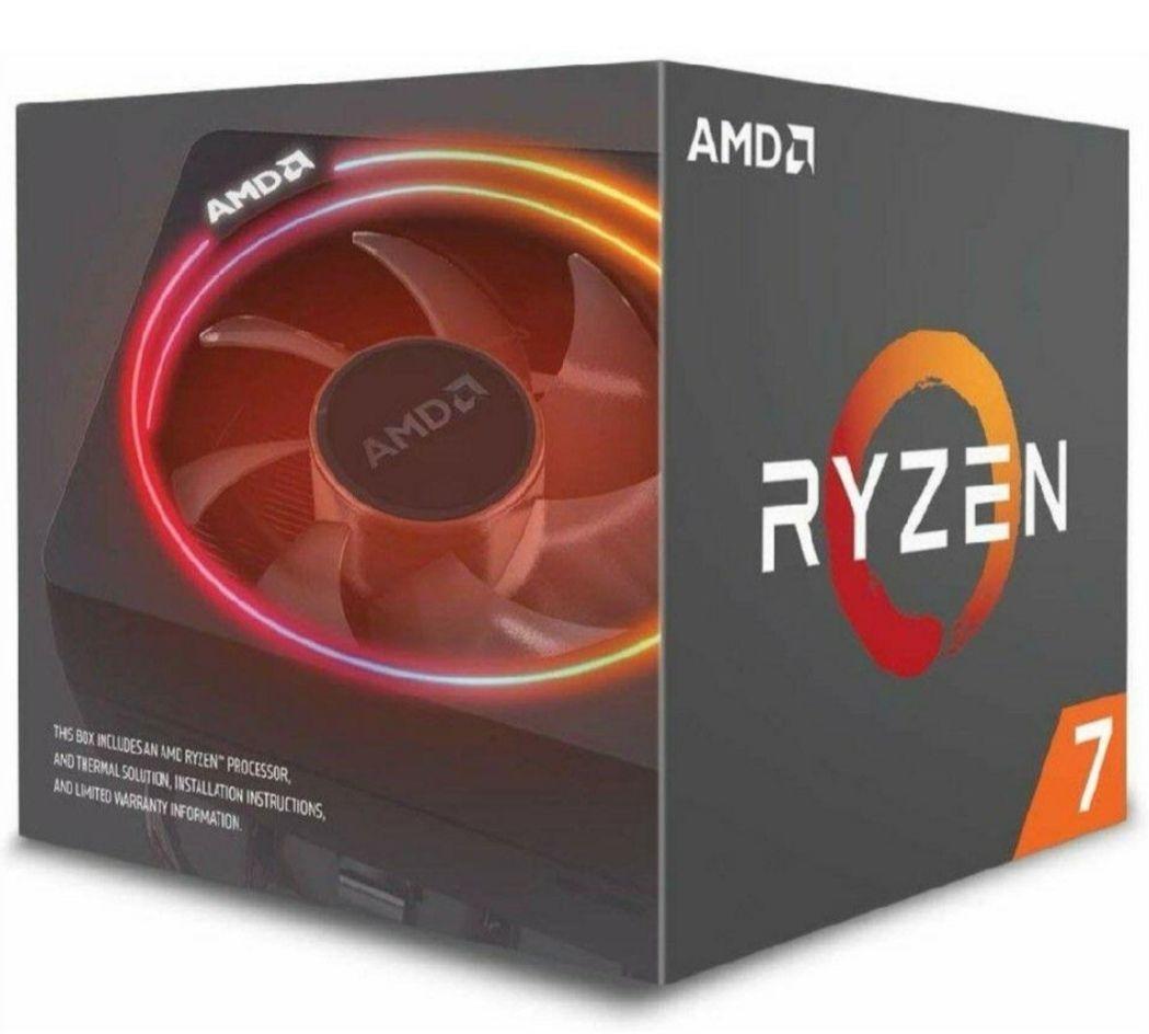 Ryzen 7 2700X - £157.98 delivered @ Aria PC