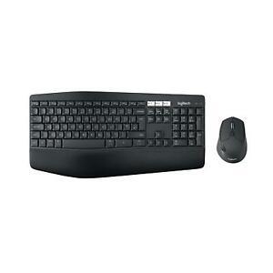 Logitech MK850 Wireless Keyboard and Mouse Combo, Qwerty UK Layout £51.99 @ Amazon