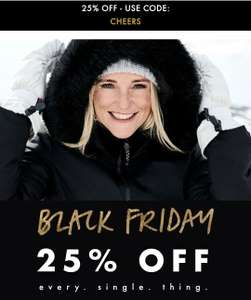 Site wide 25% off at Sweaty Betty