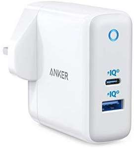 Anker USB C Charger, 60W PIQ 3.0 £26.99 w/voucher - Sold by AnkerDirect and Fulfilled by Amazon