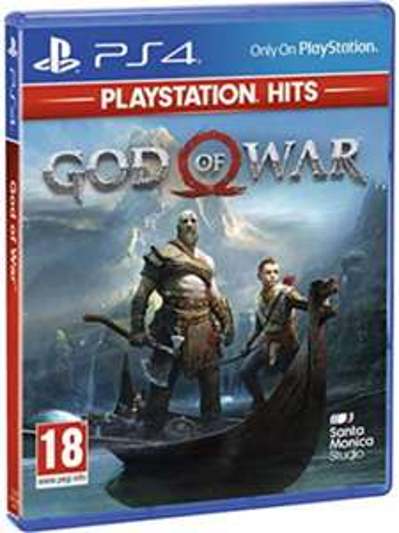 God of War (PS4) £12.85 at Base.com