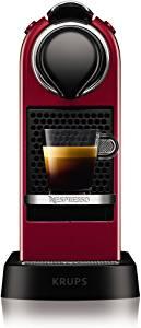 Nespresso citiz red - £86.98 @ Amazon