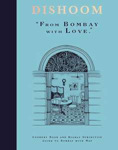 Dishoom: From Bombay with Love Cookbook £12.99 @ Amazon Prime (+£2.99 non-Prime)