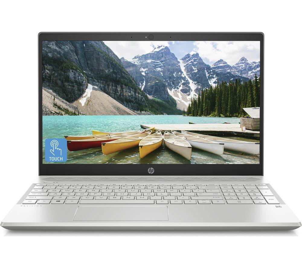 """HP Pavilion 15-cw1507sa 15.6"""" AMD Ryzen 5 Laptop - 256 GB SSD, Silver £449 @ Currys"""