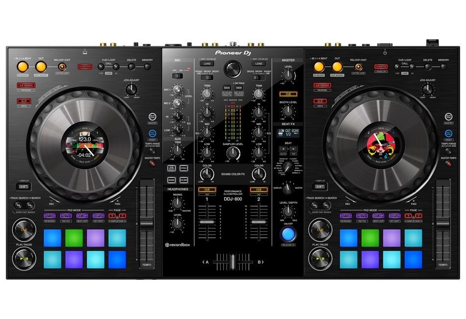 Pioneer DDJ 800 controller - £611.00 @ The DJ Shop