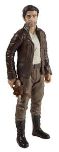 Star Wars: The Last Jedi 12-inch Captain Poe Dameron Figure - £3.90 @ The Entertainer