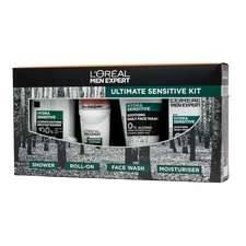 L'oreal Men Expert Ultimate Sensitive Gift Set - £8.50 @ Tesco