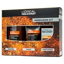 L'oreal Men Expert Energising Kit - £7 @ Tesco