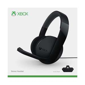 Xbox One Stereo Headset (With Adapter) £25 at AO