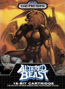 Altered Beast (Xbox 360/Xbox one) £1.69 with gold @ Microsoft store