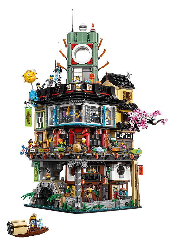 The LEGO Ninjago Movie 70520 Ninjago City 30% off £259.99 @ LEGO Shop Instore & Online