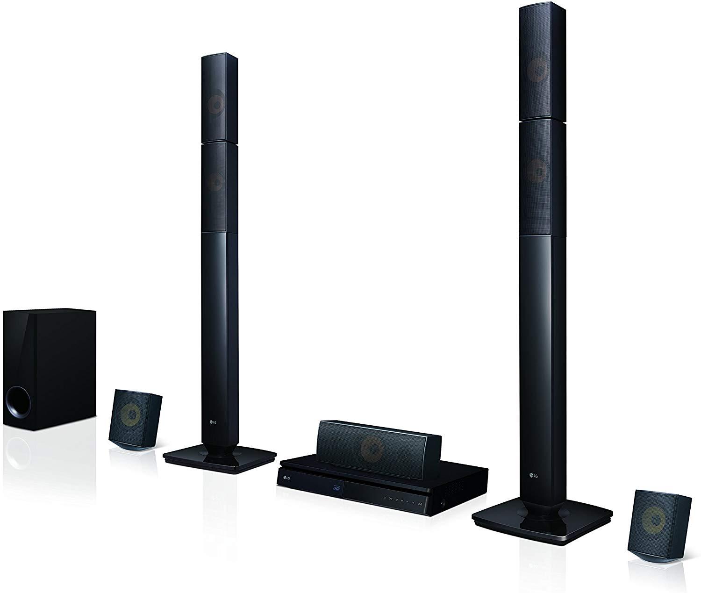 LG LOUDR LHB645N Home Theatre Speaker System - Black - £199 @ amazon