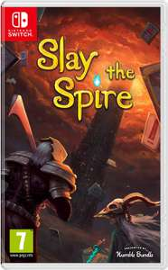 Slay the Spire Nintendo Switch - £29.95 delivered @ The Game Collection