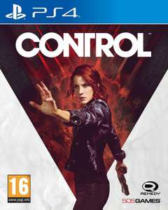 Control PS4 New - £24.95 delivered (Dutch cover) @ EverGame UK / eBay