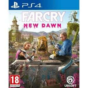 Far Cry: New Dawn (PS4) New @ Evergame UK (eBay)