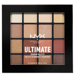 3 for 2 on NYX products plus extra 25% off @ Look Fantastic - E.G Ultimate Shadow Palette £23.97 x3 Delivered