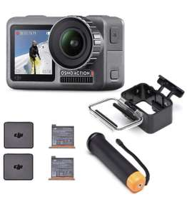 DJI Osmo Action Digital Camera with waterproof case bundle - £264.99 @ Amazon