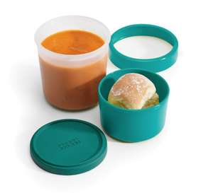 Joseph Joseph soup pot + 2 year guarantee + cashback + further 10% off - £3.60 / £6.60 delivered