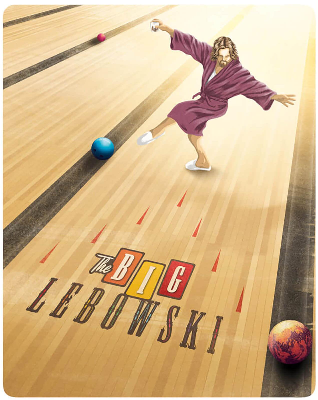 The Big Lebowski Zavvi Exclusive 4K/Blu-Ray Steelbook £11.99 +£1.99 delivery / free for Red Carpet members @ Zavvi
