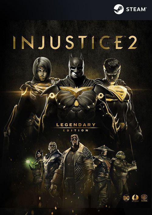 DC Injustice 2 Legendary Edition PC - £7.99 at cdkeys