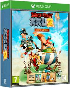 Asterix and Obelix XXL2 Limited Edition (Xbox) £20.75 @ Sold by Turbotrance and Fulfilled by Amazon.