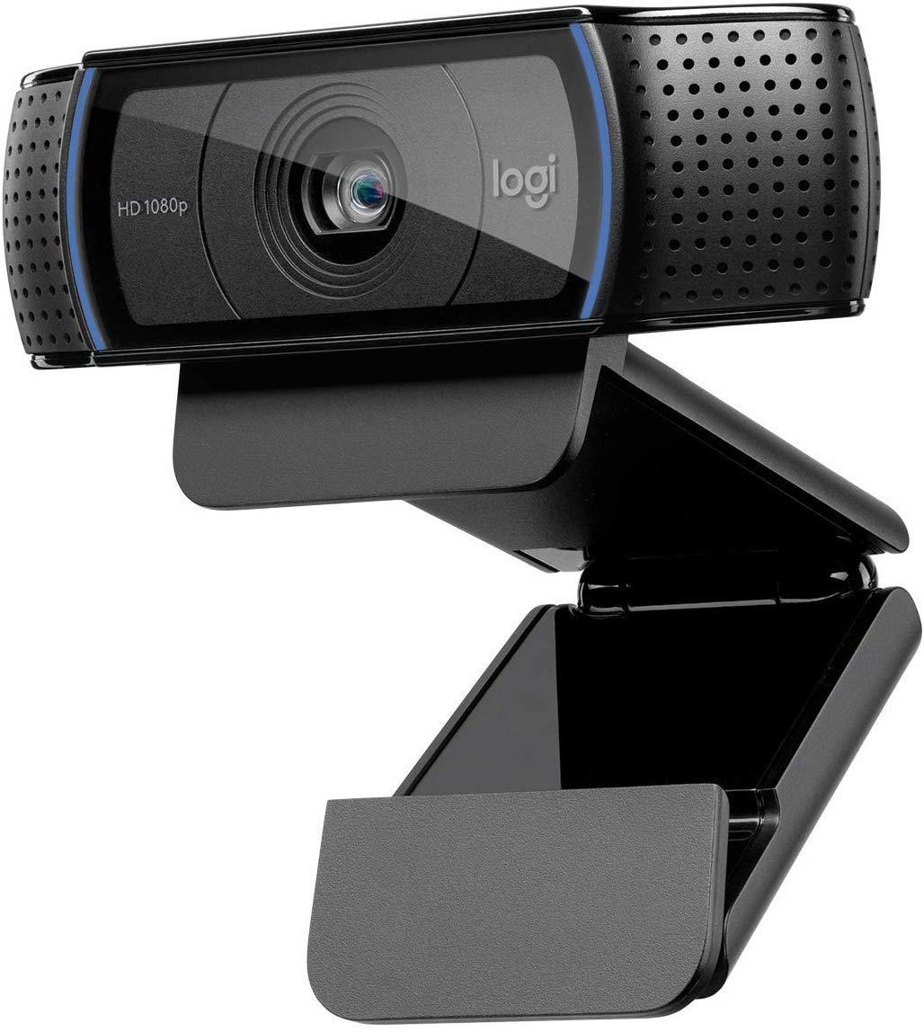 LOGITECH Pro C920 Full HD Webcam £29.99 at Amazon