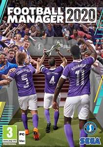 Football Manager 2020 - £18.45 @ Southport FC Store